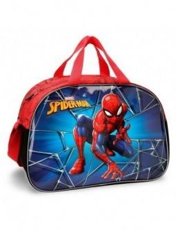Bolso de viaje Spiderman Black