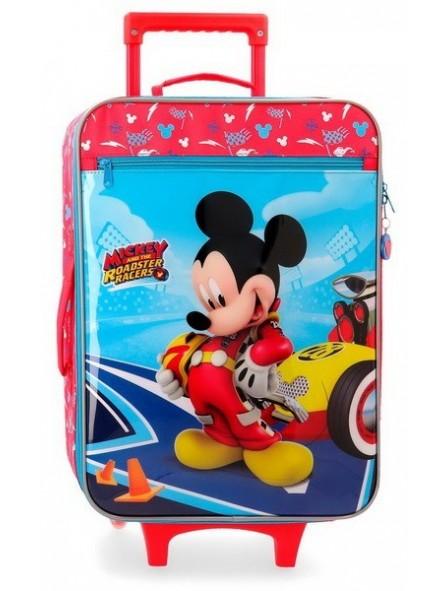 Maleta cabina Disney Lets Roll Mickey