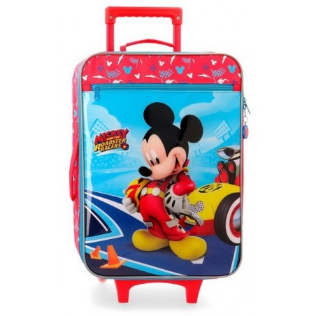Maleta cabina Disney Lets Roll Mickey