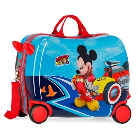 Maleta correpasillos Disney Lets Roll Mickey