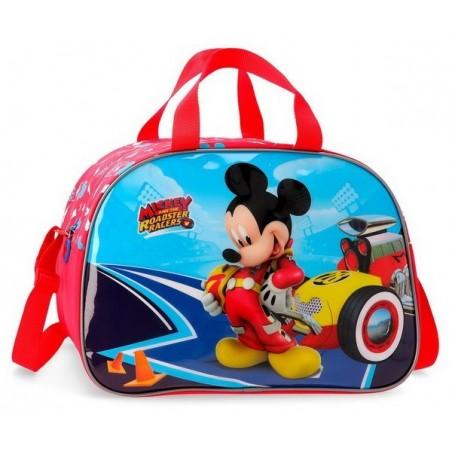 Mochila grande Disney Lets Roll Mickey