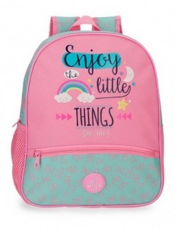 Mochila mediana Roll Road Little Things