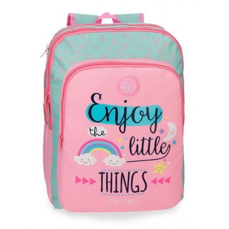 Mochila doble adaptable Roll Road Little Things