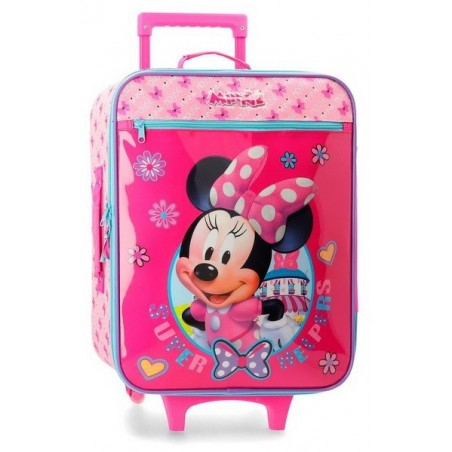 Maleta cabina Disney Minnie Super Helpers