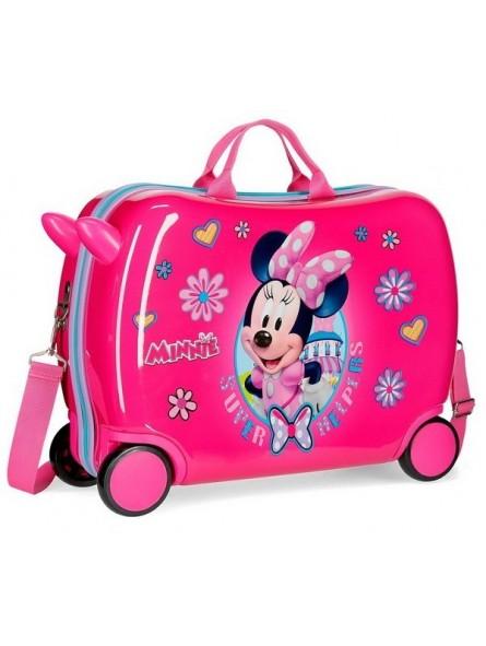 c3e16de899d Maleta correpasillos Disney Minnie Super Helpers