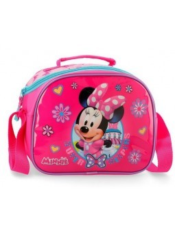 Neceser con bandolera Disney Minnie Super Helpers