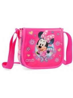 Bolso con solapa Disney Minnie Super Helpers
