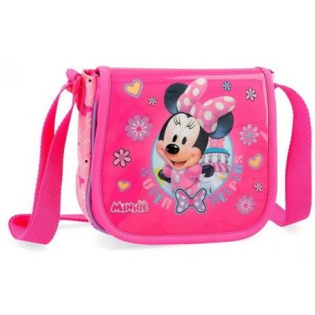 Bolso con solapa Disney Minnie Super Helpers