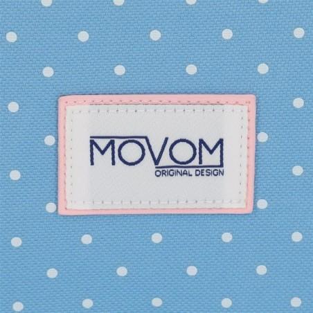 Mochila doble adaptable Movom Always Smile