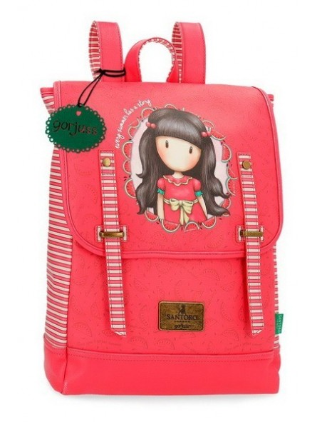"Mochila ordenador 13,3"" Gorjuss Every Summer has a Story"