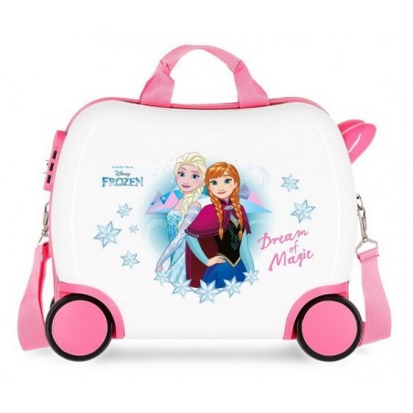 Maleta correpasillos pequeña Disney Frozen Dream of Magic