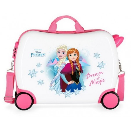 Maleta correpasillos Disney Frozen Dream of Magic