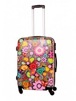 Set maletas Flower Power