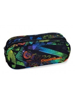 Estuche neceser CoolPack Clever Jungle