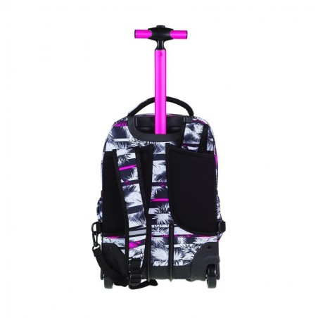 Mochila con ruedas + MP3 CoolPack Swift Palm Trees