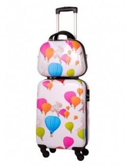 Set maleta cabina + neceser Globos