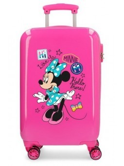Maleta cabina Disney Enjoy Minnie Hi