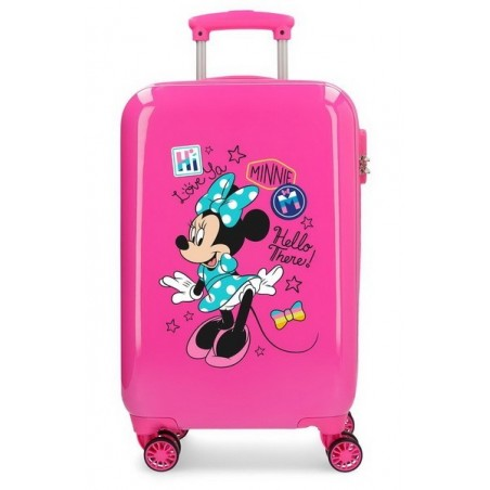 Maleta cabina Disney Enjoy Minnie Hi