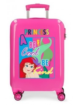 Maleta cabina Disney Attitude Princess Be Cool