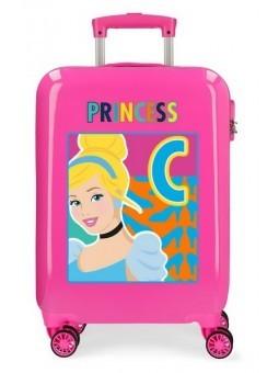 Maleta cabina Disney Attitude Princess Cenicienta