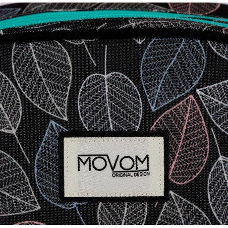 Estuche neceser triple Movom Leaves