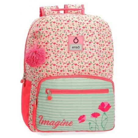 Mochila portaordenador adaptable Enso Imagine