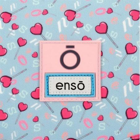 Neceser bandolera Enso I love sweets
