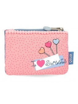 Cartera Enso I love sweets