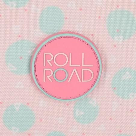 Mochila mediana con carro Roll Road Do All