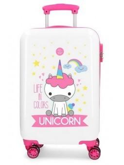 Maleta cabina Roll Road Little Me Unicorn