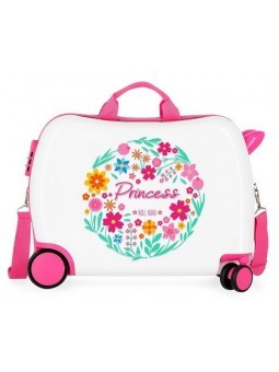 Maleta correpasillos RG Roll Road Little Me Princess