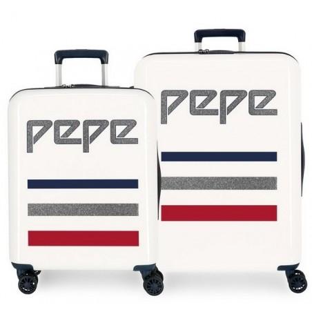 Juego de maletas Pepe Jeans Taking off