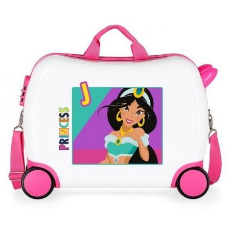 Maleta correpasillos Disney Attitude Princess Jasmine