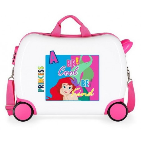 Maleta correpasillos Disney Attitude Princess Be Cool