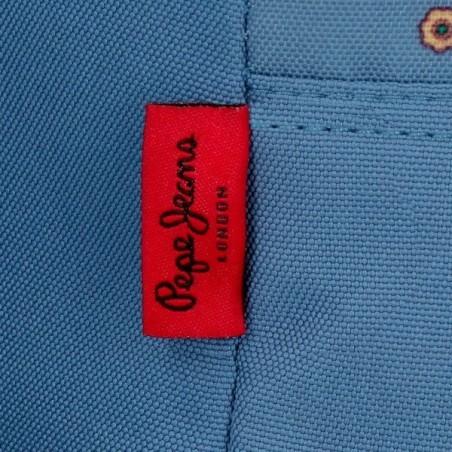 Mochila adaptable 40 cm. Pepe Jeans Pam