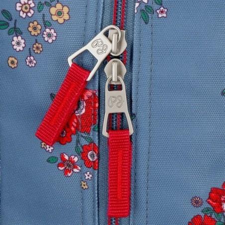 Mochila con carro 40 cm. Pepe Jeans Pam