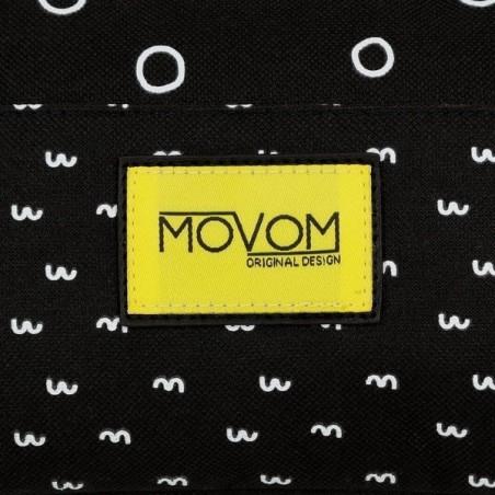 Mochila doble con carro Movom Bubbles