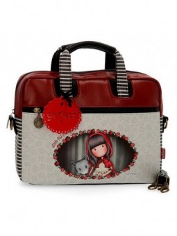 Cartera portaordenador Gorjuss Little Red Riding Hood