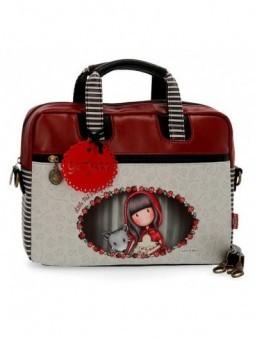 Cartera portaordenador Gorjuss Little Red Riding Hood