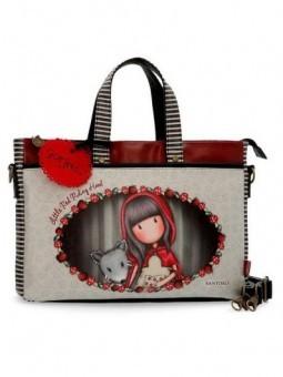 Bolso portaordenador Gorjuss Little Red Riding Hood