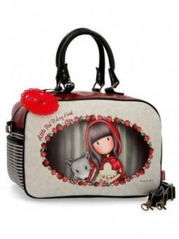 Bolso de viaje mediano Gorjuss Little Red Riding Hood