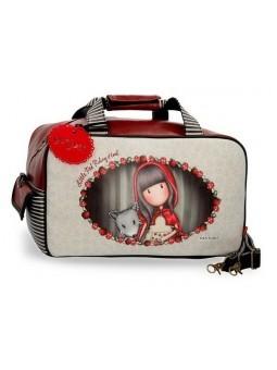 Bolso de viaje grande Gorjuss Little Red Riding Hood