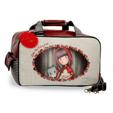 Bolso de viaje grande Gorjuss Little Red Riding Hood