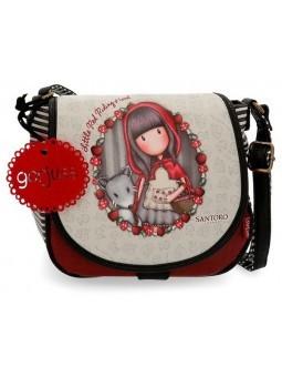 Bolso con solapa Gorjuss Little Red Riding Hood