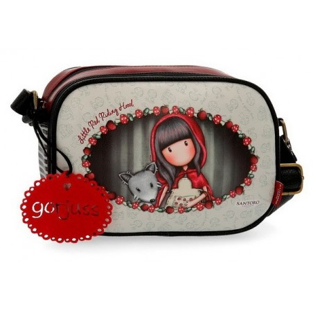 Bolso Gorjuss Little Red Riding Hood