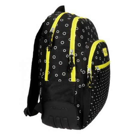 Mochila doble adaptable Movom Bubbles