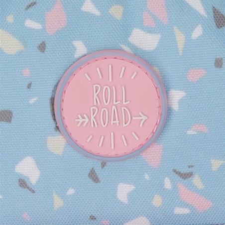 Mochila reforzada con carro Roll Road Dreaming