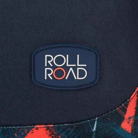 Mochila grande con carro Roll Road Freestyle