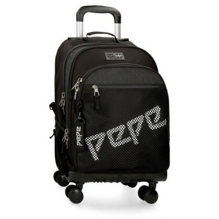 Mochila con 4 ruedas Pepe Jeans Ren