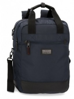 "Mochila PC 15"" adaptable mediana Pepe Jeans Lambert"